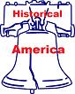 Historical American fiction book sticker.