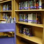 science fiction section