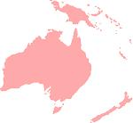 continent Australia & Oceania