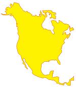 continent North America