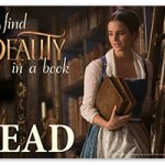 beauty & the beast READ poster