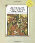 """book cover """"Ashanti to Zulu"""""""