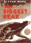 "book cover ""The Biggest Bear"""