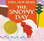 "book cover ""The Snowy Day"""