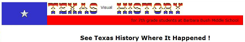 Texas Visual History clipping