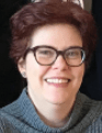 Elizabeth Kahn, librarin in Avondale LA