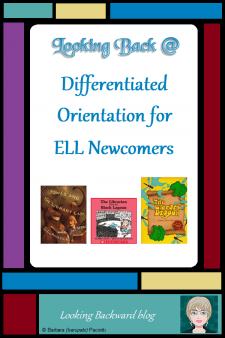 Newcomer English Language Learners need a library orientation using very specific differentiation strategies based on WIDA-ELD Standards and Can-Do Descriptors. I created a set of 3 Read-Aloud Orientation lessons with fun and relevant hands-on follow-up activities that meets their needs. #schoollibrary #middleschool #libraryorientation #ELL #ESL #readalouds