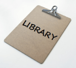 library clipboard