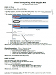 Tech Lesson Worksheet Example