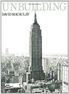 "Image of the book ""Unbuilding"" by David Macauley"
