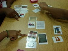 An Organization Tools Sorting activity for Concept Attainment