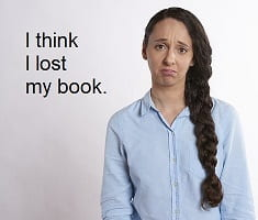 contrition-I think I lost my book