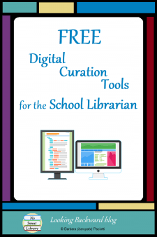 FREE Digital Curation Tools for the School Librarian - A challenge for school librarians is finding free web tools for our curation needs, but there are so many online curation tools that we now need to curate the curation tools! #NoSweatLibrary #DeweyLinks