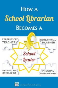 School Librarian, are you an Educational Leader? - To merit leadership in our school, we must first earn respect as a School Librarian. Are we a leader as an experienced teacher, an instructional partner, an information specialist, and a program administrator? #NoSweatLibrary