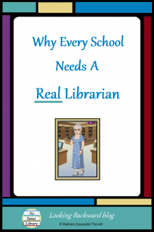 Why Every School Needs a Real Librarian - If schools are to produce 21st century citizens capable of competing in the global economy, then School Librarians are essential. Research proves that they impact student achievement more than any other factor except poverty, and there's evidence they even prevail over that! #NoSweatLibrary