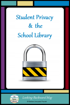 Student Privacy & the School Library - Educators need to be aware of the 3 Federal laws—FERPA, COPPA, and CIPA—regarding student rights & privacy. But, School Librarians must also apply student privacy as it relates to intellectual freedom and freedom of access in the school library. FREE download: Internet Laws In A Nutshell. #NoSweatLibrary