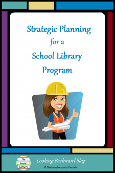 Strategic Planning for a School Library Program - Strategic planning is an effective model for a School Library Program if it includes: defined beliefs, a broad vision, and a clear mission; significant concepts and goals; and an action plan with specific action steps to organize time, materials, and personnel. #NoSweatLibrary