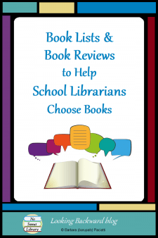 Book Lists & Book Reviews to Help School Librarians Choose Books! - I don't do books...but there are school librarians who do. Here are the booklists and book reviews that help me choose quality books for students, and they may help you, too. #NoSweatLibrary