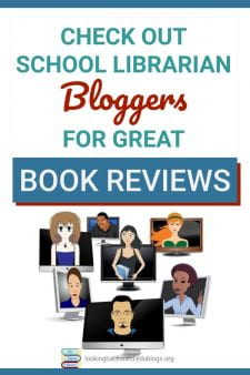 School Librarian Bloggers With GREAT Book Reviews! - Many folks review books on their blogs, but School Librarians specialize in books for kids in grades PreK through 12. Here are some School Librarian bloggers that have helped me choose quality books for our middle school library. #NoSweatLibrary