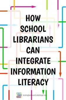 How School Librarians Can Overcome the Obstacles of Info-Lit Integration - Here's how one School Librarian overcomes the 3 obstacles to integrating information literacy with classroom activities: embedded curriculum, arbitrary library visits, and collaboration ignorance. #NoSweatLibrary