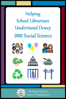 Helping School Librarians Understand Dewey 300 Social Science - Many School Librarians are confused by the organization of 300 Social Science. This School Librarian & Social Sciences college major explains Dewey's disciplinary numbering based on the fields of study found in the 300s.