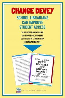 School Librarians Can Change Dewey to Improve Student Access -